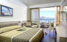 Foto Hotel Thalassa Beach Resort in Agia Marina ( Chania Kreta)